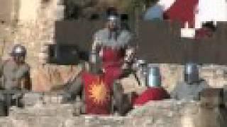 Fête Médiévale Baux-De-Provence