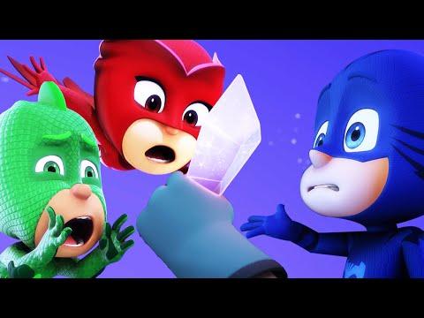 PJ Masks Funny Colors - New Episode 34- Kids Videos