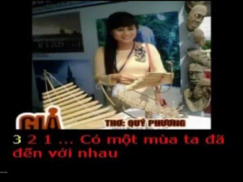 GỬI NHỚ CHO ANH - Thơ : Quý Phương - Phổ nhạc : Hải Anh Karaoke