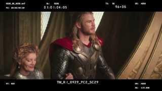Marvel's Thor: The Dark World Deleted Scene 2