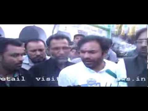 SAFIR NEWS BJP State President G Kishan Reddy Visit Bibi ka Alawa & Alaw e Sartooq Mubarak