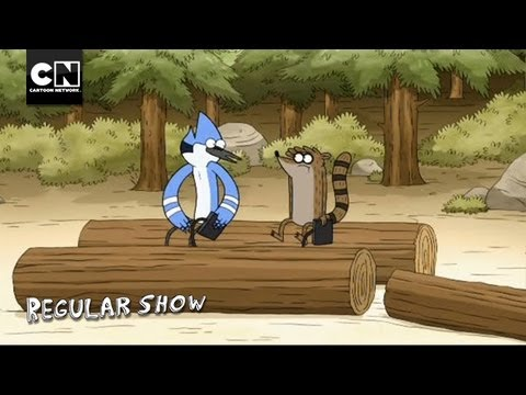 Survival Skills | Regular Show | Cartoon Network