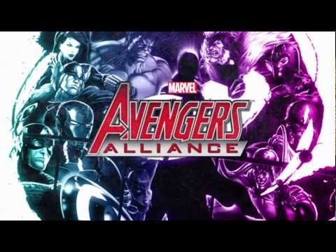 MARVEL: AVENGERS ALLIANCE Trailer