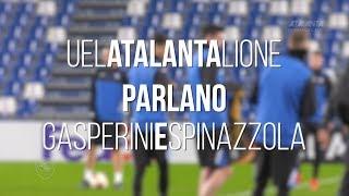 UEL Atalanta-Lione, la sintesi della conferenza stampa