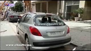 أول فيديو..بعد سقوط أكبر رافعة للبناء بالدارالبيضاء على شخصين والناس كيغوتو   |   خارج البلاطو
