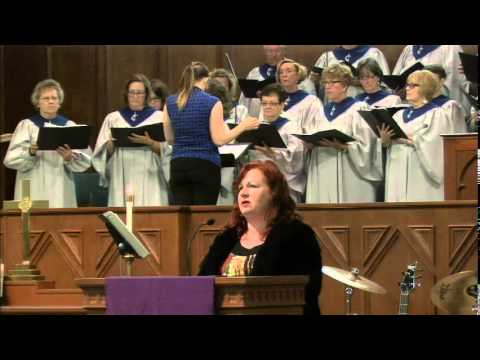 Easter Cantata of Epworth United Methodist Church, Chickasha Oklahoma
