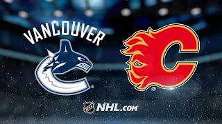 Bennett, Tkachuk power Flames past Canucks, 4-2