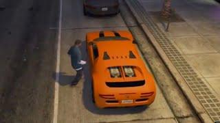 GTA V Exotic/Super Car Spawn Location