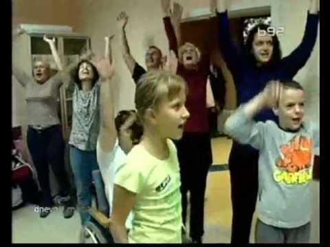 Prilog za B92 o Smeh Klubu Novi Sad 21.09.2012