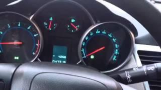 Falla Chevrolet Cruze 2011