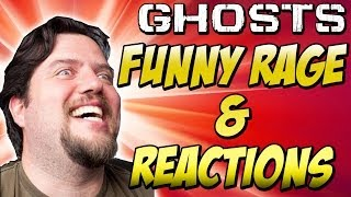 "COD Ghosts: ""ANGRY KIDS"" (Funny Rage & Reactions in Call of Duty Ghosts)"
