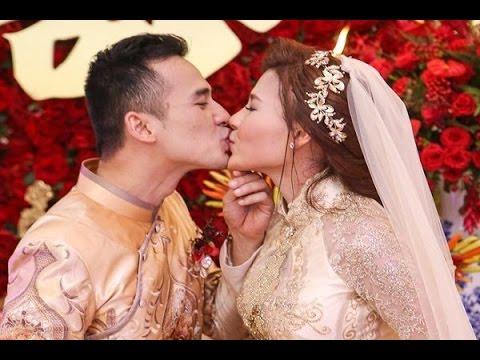Trực tiếp Lương Thế Thành - Thúy Diễm hôn nhau ngọt ngào trong ngày cưới [12-04-2016]