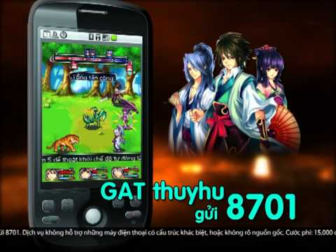 Game Thuy Hu online - YouTube