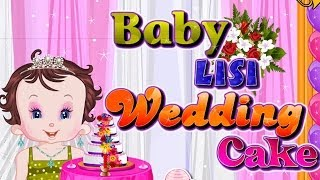 Baby Lisi Wedding Cake By BOKGames Kids And Baby Game