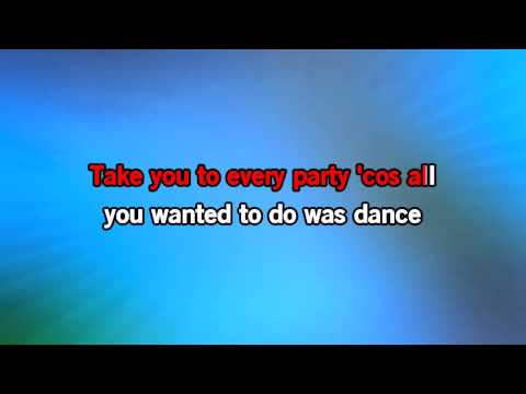 Bruno Mars -  When I Was Your Man ( Karaoke with Backing Vocals) HD
