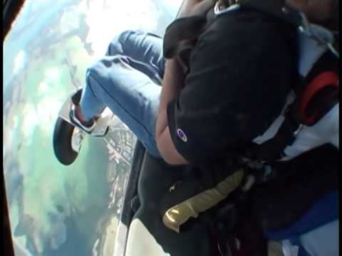 Skydiving Over Key West with Girlfriend