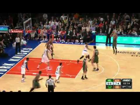 Full Highlights: Milwaukee Bucks vs. New York Knicks [10/30/30]