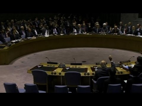 UN Council orders Syria chemical arms destroyed