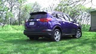 Review: 2014 Toyota Rav 4
