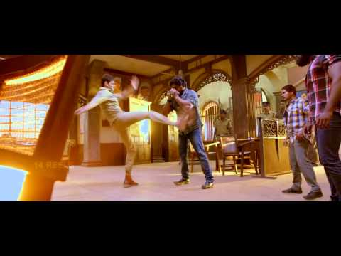#Aagadu Tamil Film Teaser Trailer | In Cinemas Sep 19, 2014