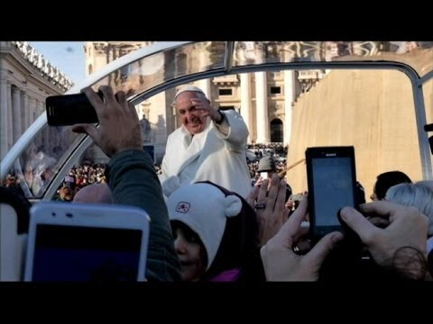 Pope Francis' Christmas Message of Compassion: Thousands Gather to Hear Holiday Message