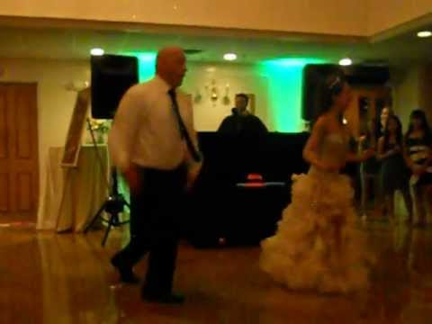 Hilarious Surprise Father Daughter Dance - Alyssa's Sweet Sixteen