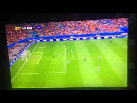 Van persie diving header vs Spain