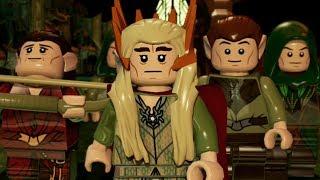 Lego The Hobbit - Dwarf Mine - Part 1