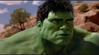 The Hulk 2003 Vs The Incredible Hulk 2008