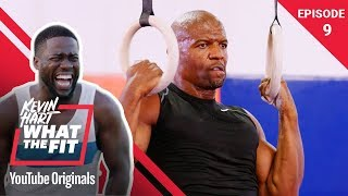 Gymnastics with Terry Crews | Kevin Hart: What The Fit Episode 9 | Laugh Out Loud Network