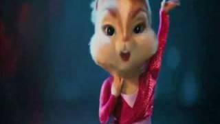 Alvin Y Las Ardillas Cantando Ai Se Eu Te Pego (hd)