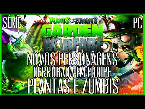 Plants vs Zombies Garden Warfare (PvZ) Série #11 [PT-BR] (PC)