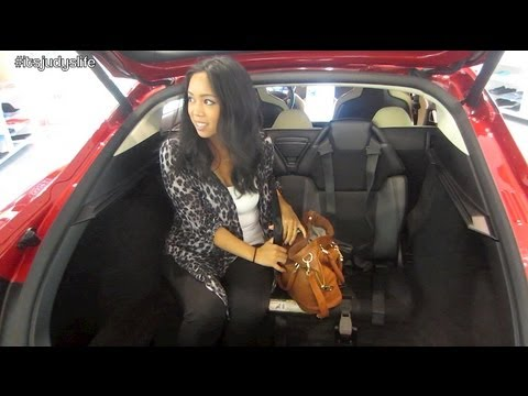 New Electric Car? - September 05, 2013 - itsjudyslife vlog