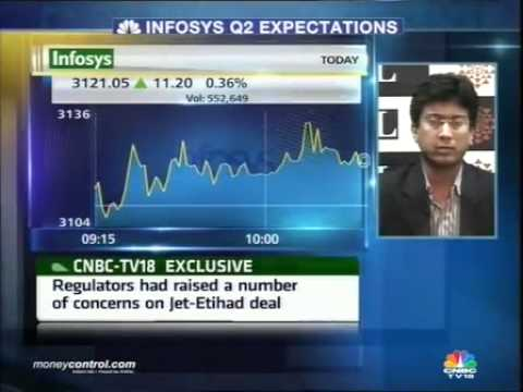 Infosys stock to rise 5-7% post Q2 earnings: IIFL
