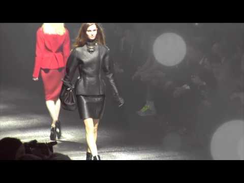 Alber Elbaz 10th Anniversary. Fashion Week, Paris 2012