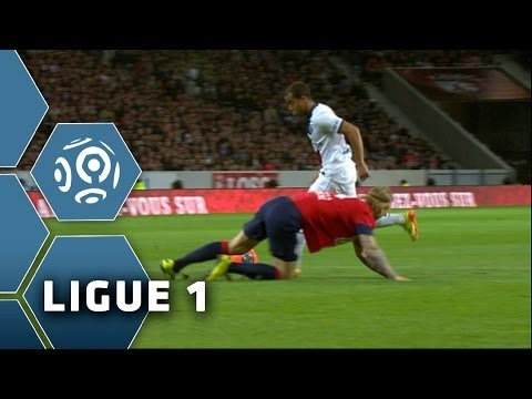 Lille - PSG in Slow Motion (1-3) - Ligue 1 - 2013/2014