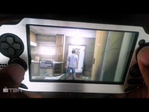 ps Vita Gta 5 Gameplay Remoteplay Gta v Ps3 ps Vita