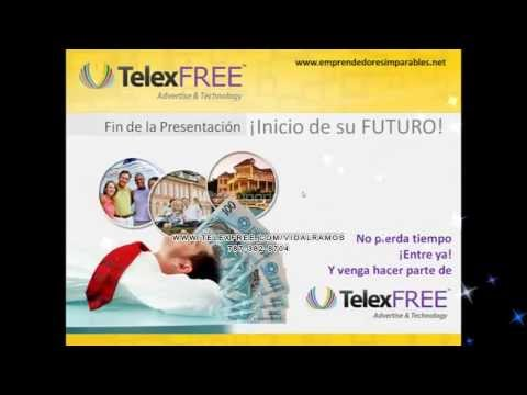 MONEY XTRA PRESENTACION TELEXFREE