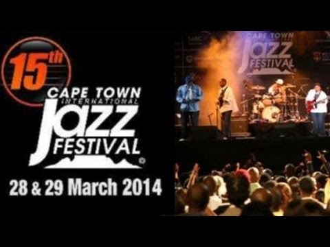 Cape Town International Jazz Festival (29/03/2014)