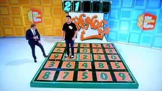 The Price Is Right Pathfinder 11/21/2013