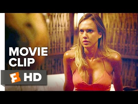 Mechanic: Resurrection Movie CLIP - My Name (2016) - Jessica Alba Movie