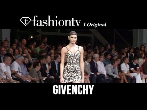 Givenchy Men Spring 2015 ft Candice Swanepoel, Adriana Lima | Paris Men's Fashion Week | FashionTV