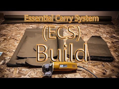 Making an Essential Carry System ECS