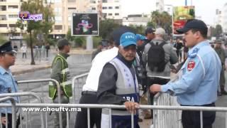 بالفيديو.. هكذا استعد أمن الدار البيضاء لمباراة الكلاسيكو | خارج البلاطو