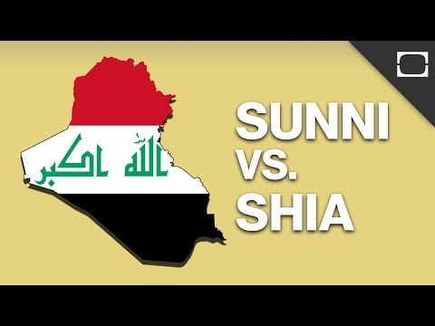 What's the Difference Between Sunni and Shia Muslims?