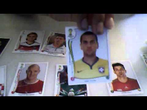 2014 fifa world cup stickers