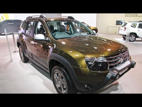 Renault Duster Adventure Edition Launched @ Delhi Auto Expo 2014 !