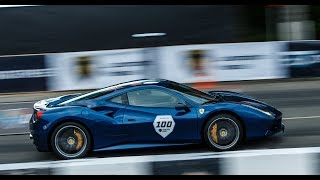 Ferrari 488 GTB vs. Audi R8 vs. Mercedes E63 AMG. DragTimes info video - Драгтаймс инфо видео.