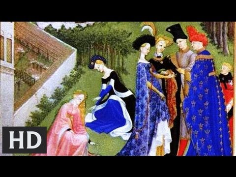 Medieval Painting  -  Les Tres Riches Heures