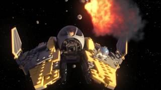Lego Star Wars - Yodova kronika - Vesmír